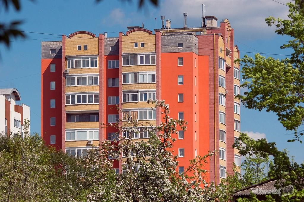 Весенние улицы Коврова 06