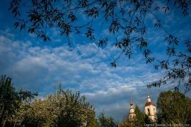 Весенний вечер во Владимире