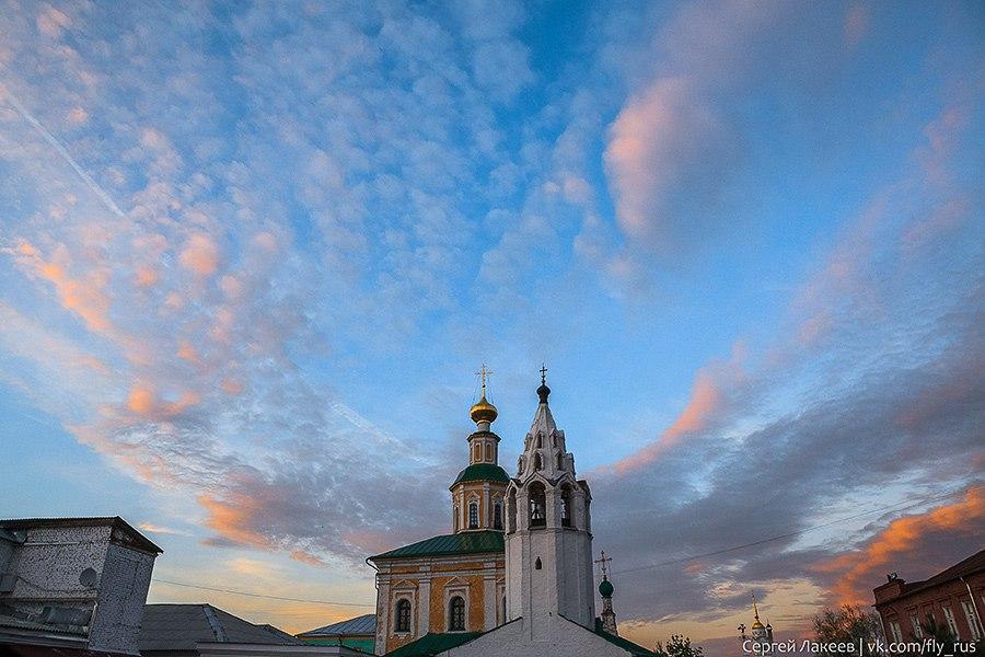 Весенний вечер во Владимире 02