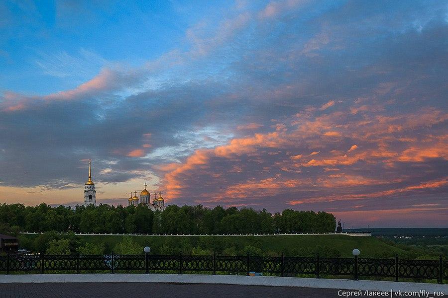 Весенний вечер во Владимире 03