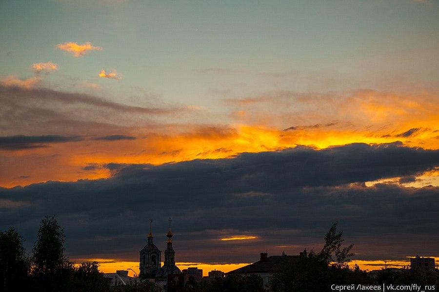 Весенний вечер во Владимире 06