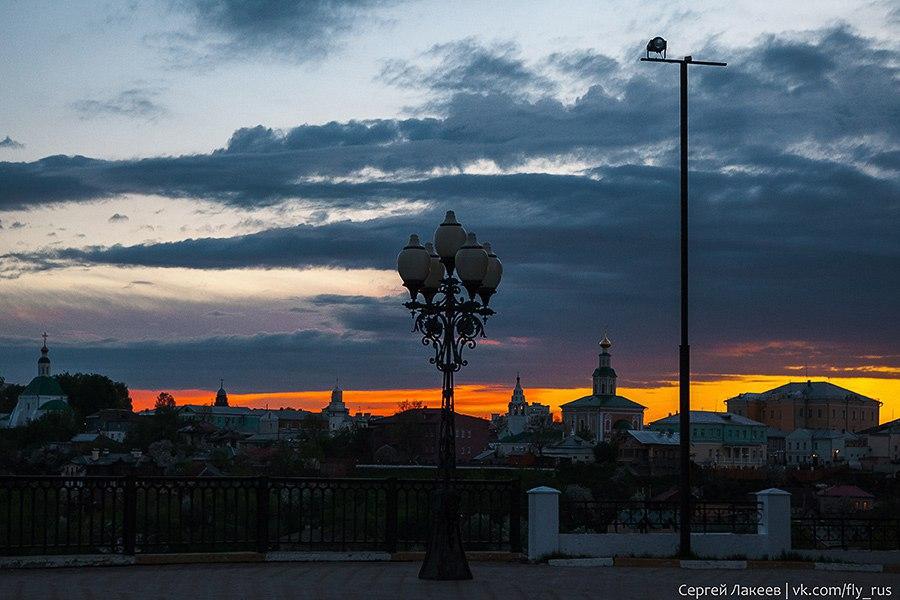 Весенний вечер во Владимире 09