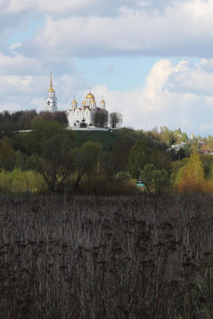 Владимирские пейзажи. Месяц май 01