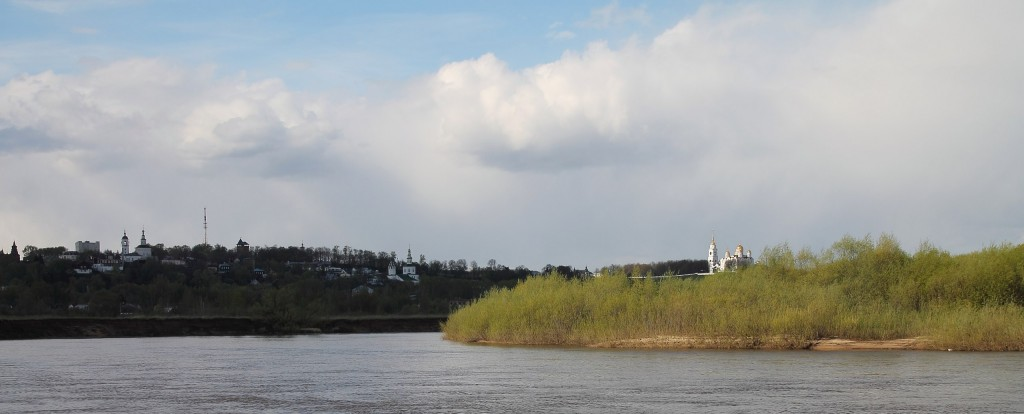 Владимирские пейзажи. Месяц май 02