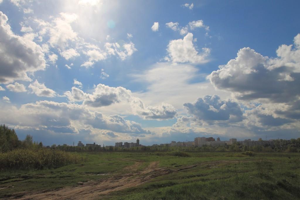 Владимирские пейзажи. Месяц май 05