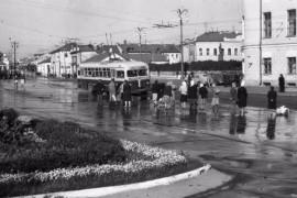 Владимирский троллейбус 1950 — 1980-х гг.