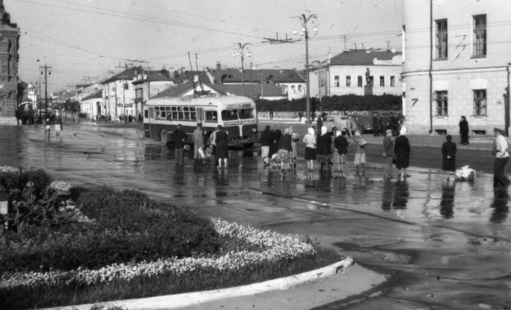 Владимирский троллейбус 1950 - 1980-х гг. 01
