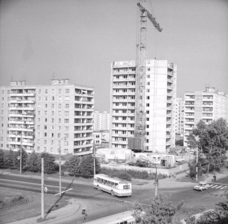 Владимирский троллейбус 1950 - 1980-х гг. 03
