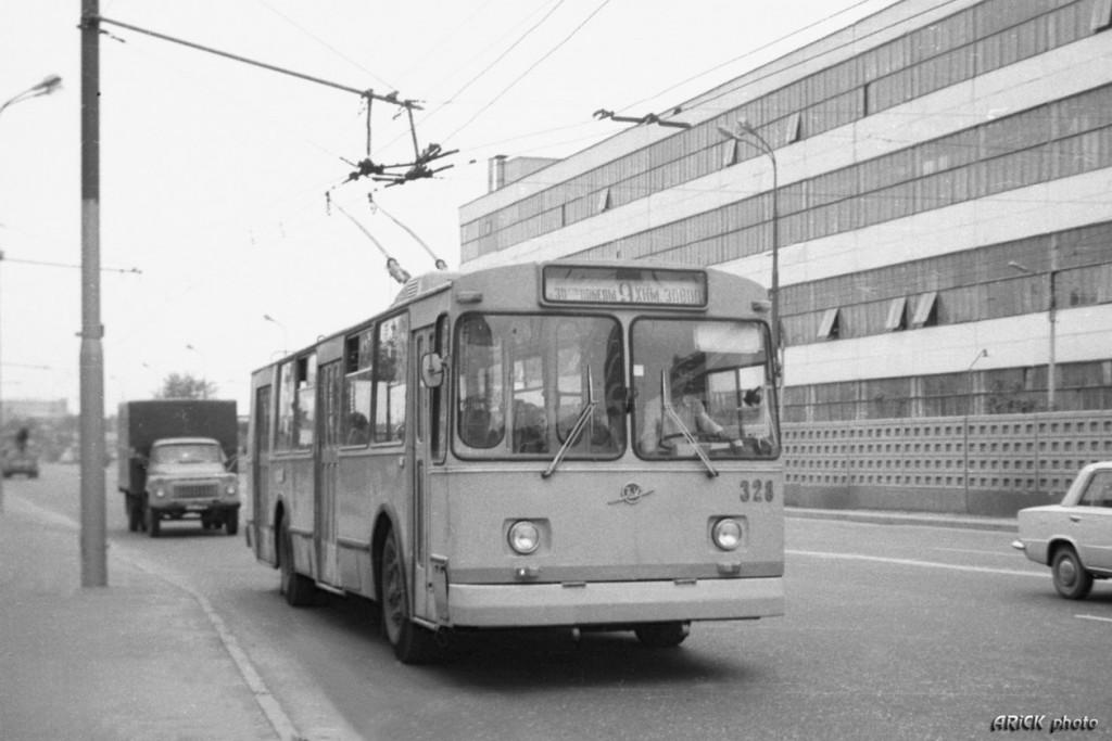 Владимирский троллейбус 1950 - 1980-х гг. 04