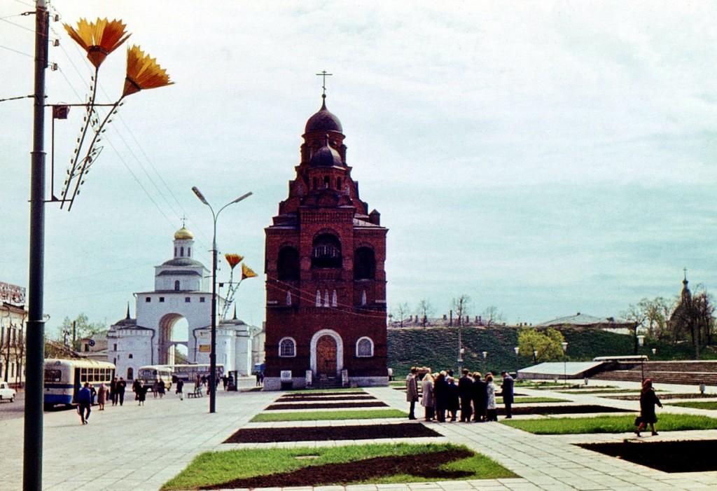 Владимирский троллейбус 1950 - 1980-х гг. 07