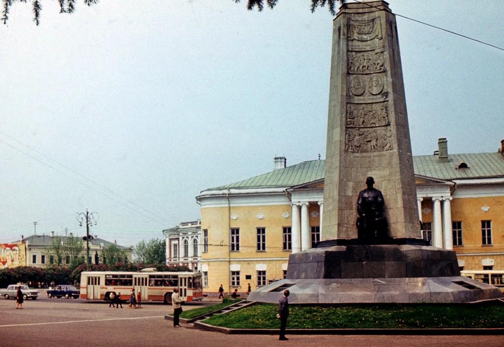 Владимирский троллейбус 1950 - 1980-х гг. 08