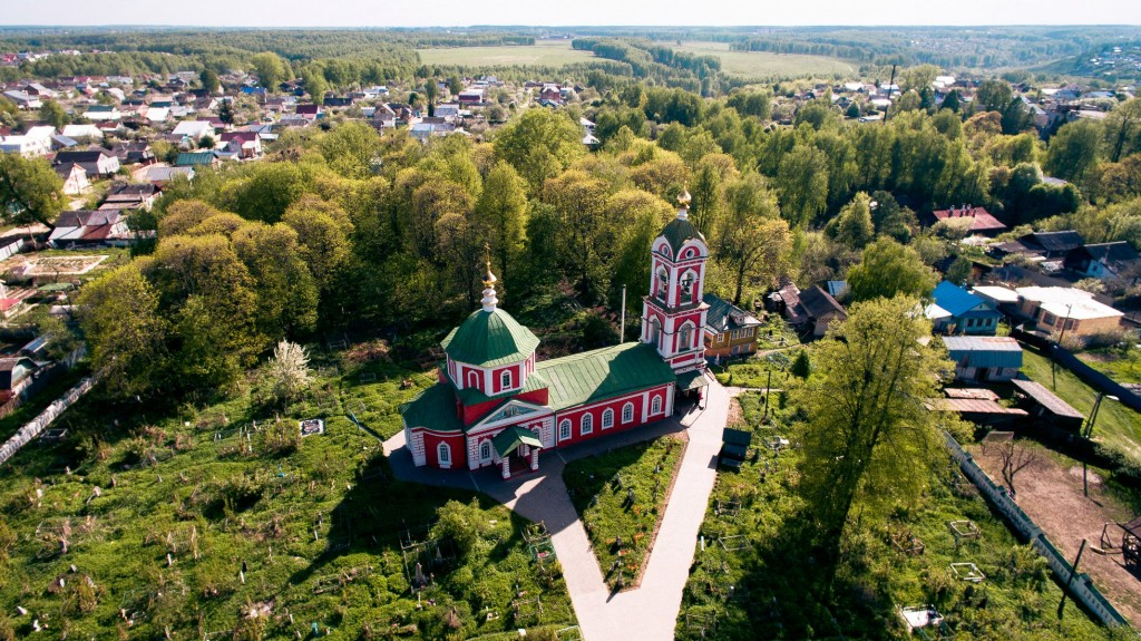 Главная церковь города Вязники