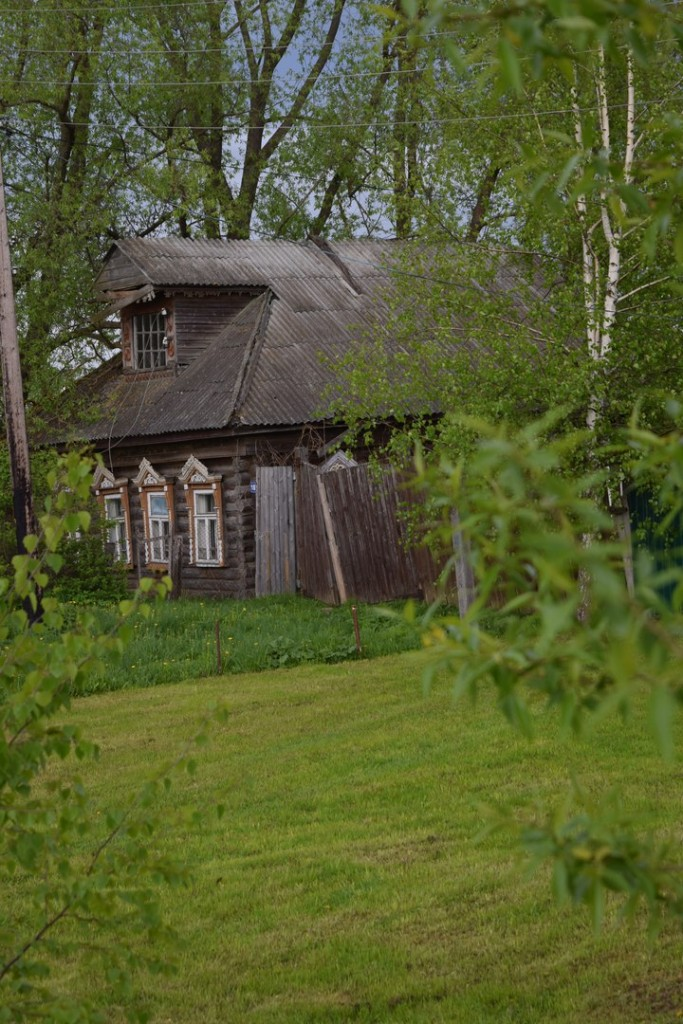 Деревня Кучки, Юрьев-Польский район 01