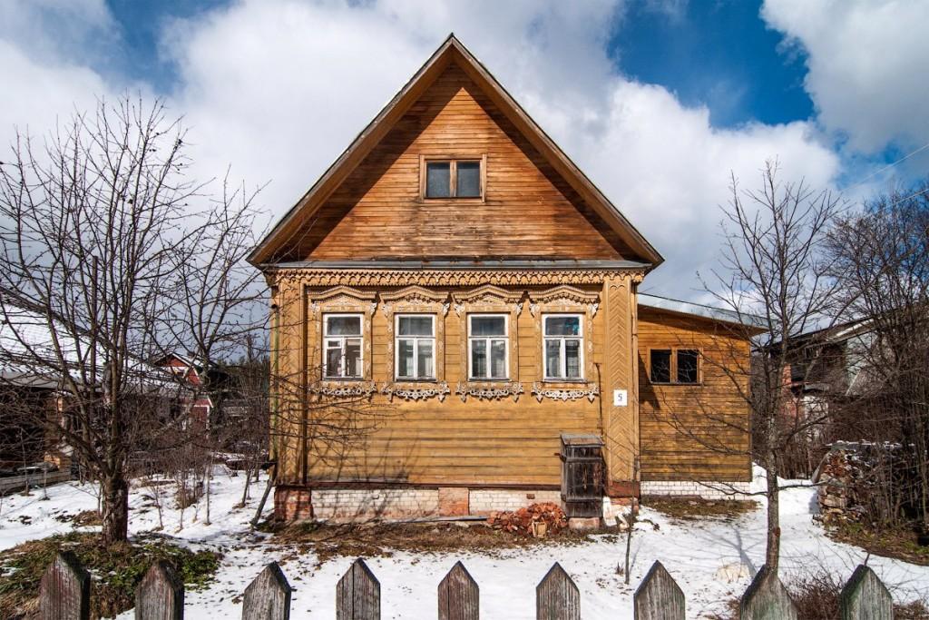 Деревня Новое Перепечино, Петушинский район 01