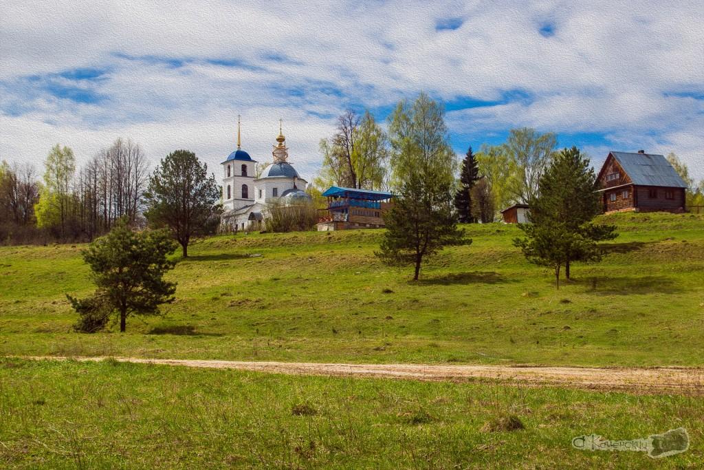 Казанский скит (урочище Акиншино)