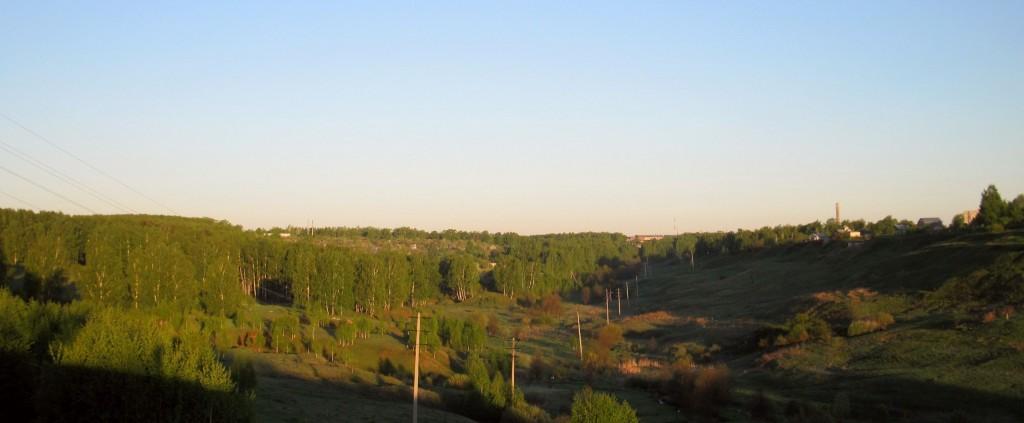Морозное майское утро в Вязниках 04