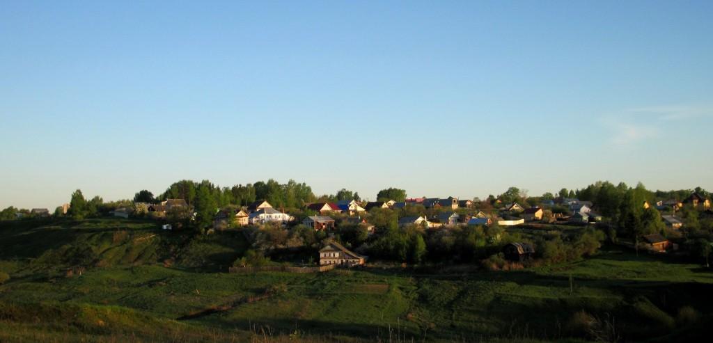 Морозное майское утро в Вязниках 05