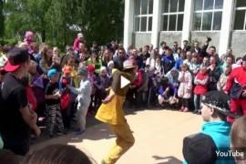 Фестиваль «Дети урбана» в Вязниках