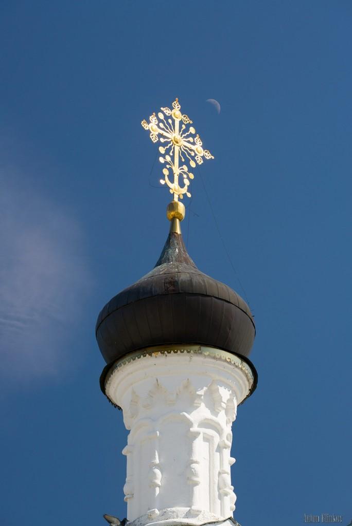 г. Муром. Купол церкви св. Стефания