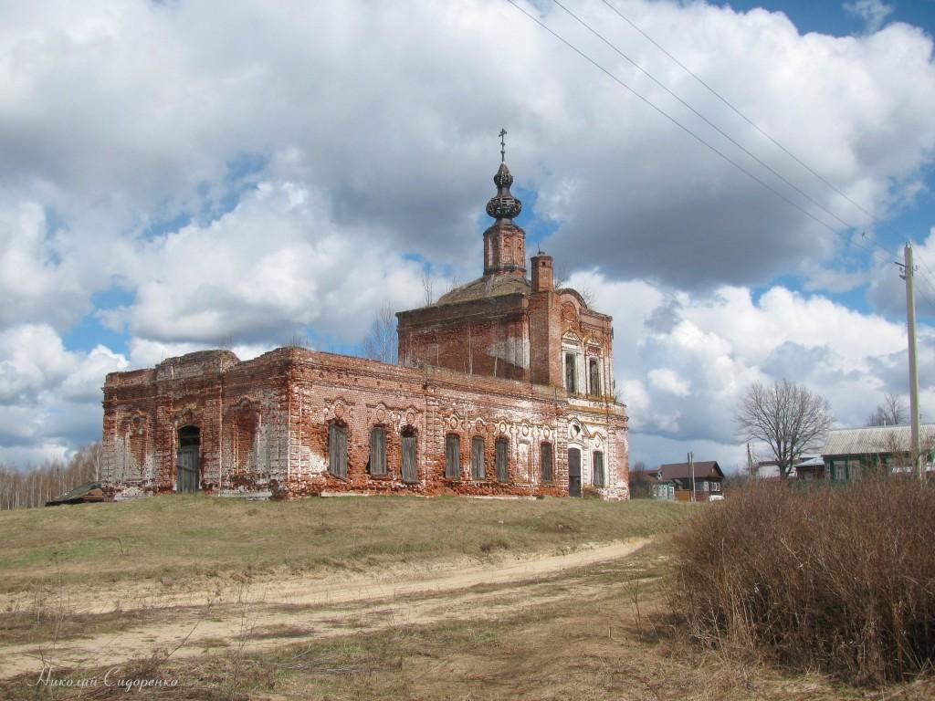 с.Ряхово, Камешковский р-он 03
