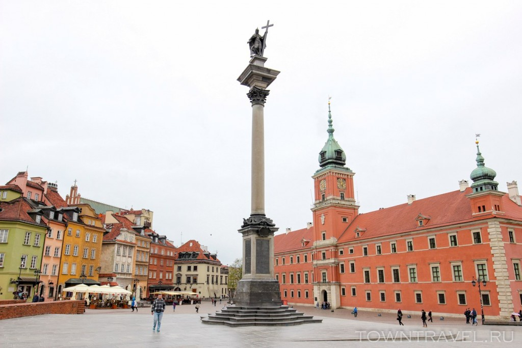 Варшава 01