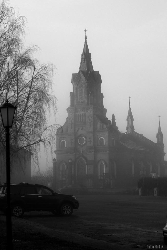 Владимир. Храм Святого Розария Пресвятой Девы Марии