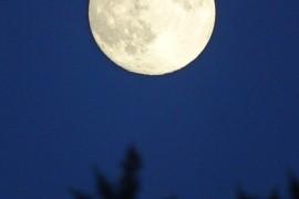 Луна над Владимиром