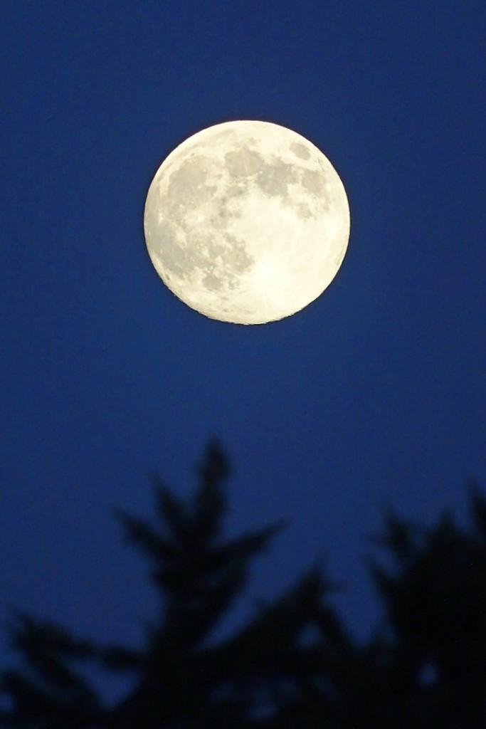 Луна над Владимиром 01