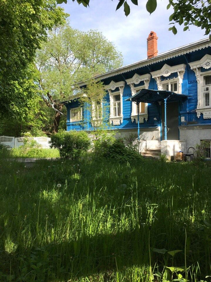 Прогулки по Владимиру. Улица Вознесенская 02