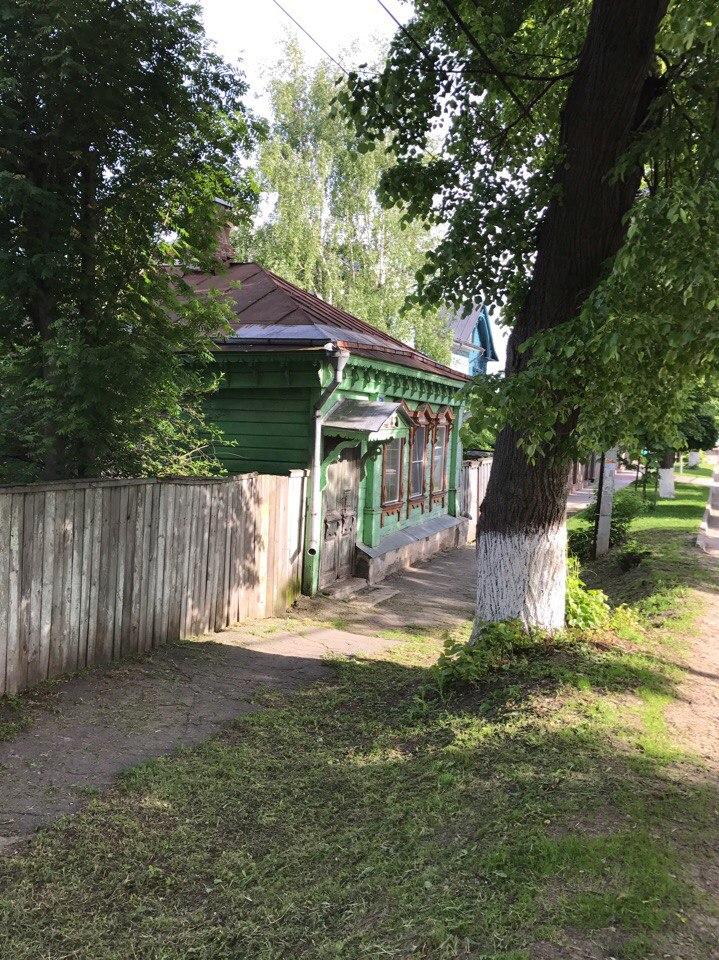 Прогулки по Владимиру. Улица Вознесенская 03