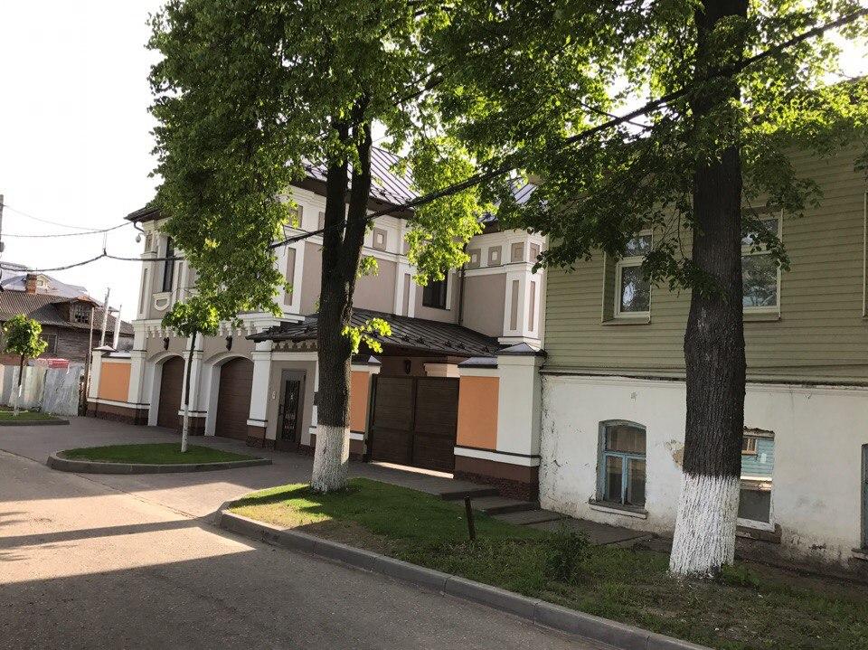 Прогулки по Владимиру. Улица Вознесенская 05