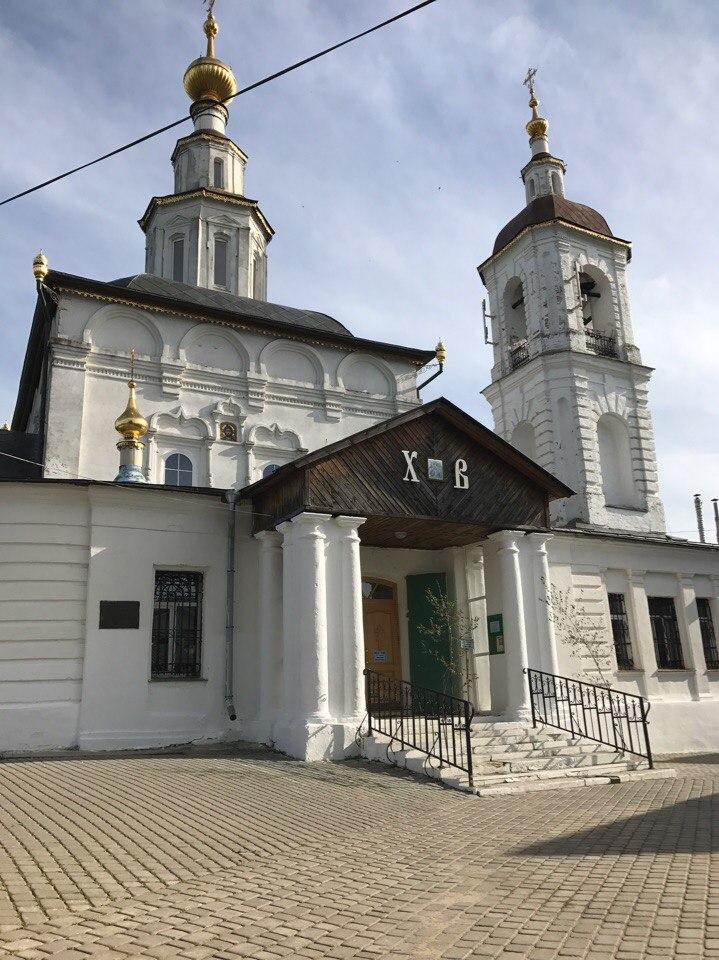 Прогулки по Владимиру. Улица Вознесенская 08