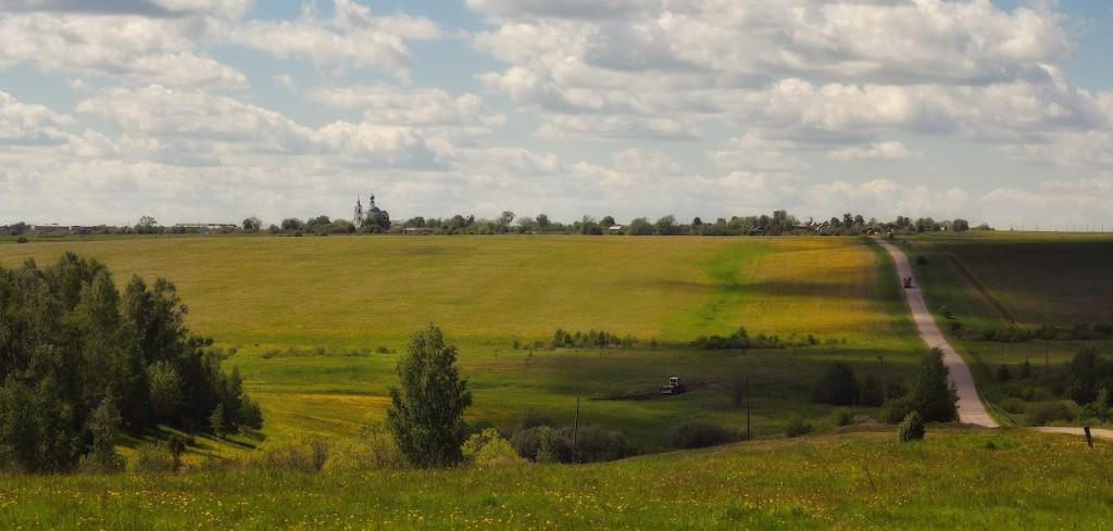 село Лыково, Юрьев-Польский р-н Покровская церковь, 1811 01