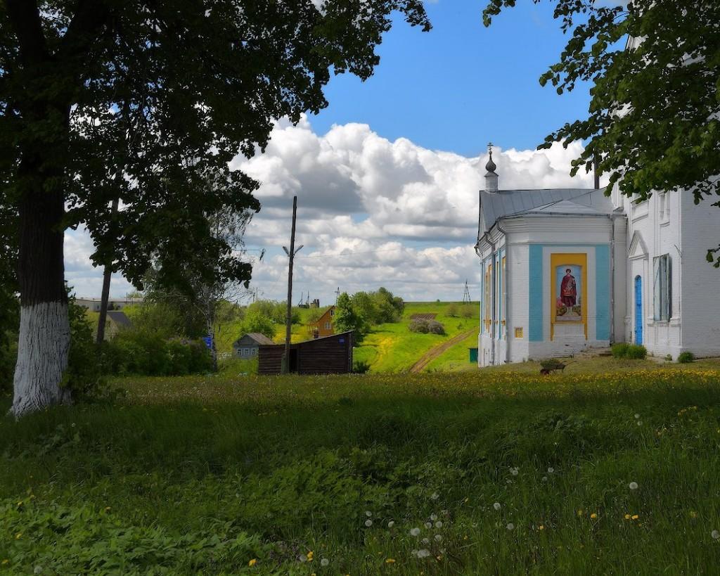 село Лыково, Юрьев-Польский р-н Покровская церковь, 1811 03
