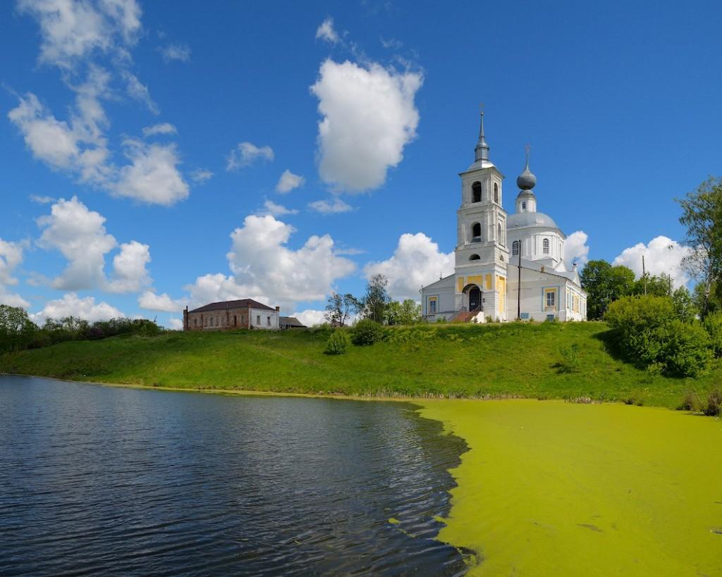 село Лыково, Юрьев-Польский р-н Покровская церковь, 1811 04