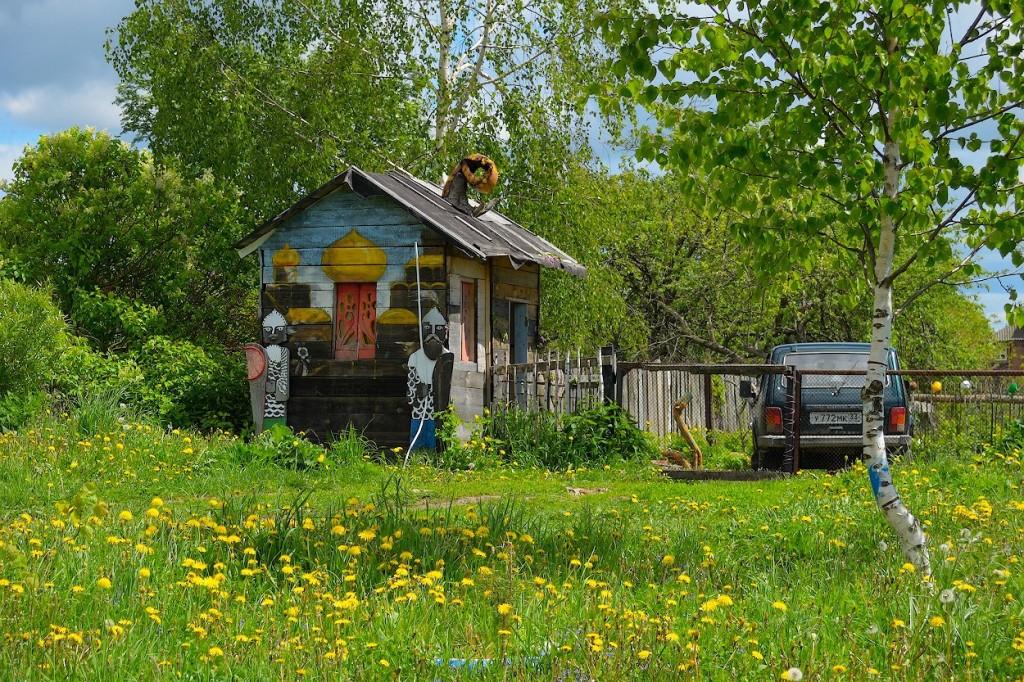 село Лыково, Юрьев-Польский р-н Покровская церковь, 1811 05
