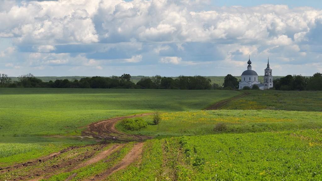 село Лыково, Юрьев-Польский р-н Покровская церковь, 1811 07