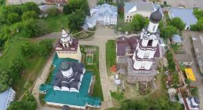 Благовещенский монастырь в Киржаче Владимирской области