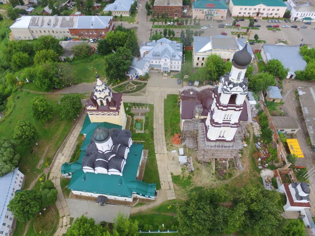 Благовещенский монастырь в Киржаче Владимирской области 01