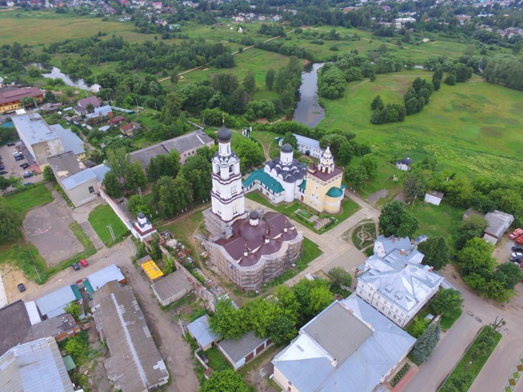 Благовещенский монастырь в Киржаче Владимирской области 02