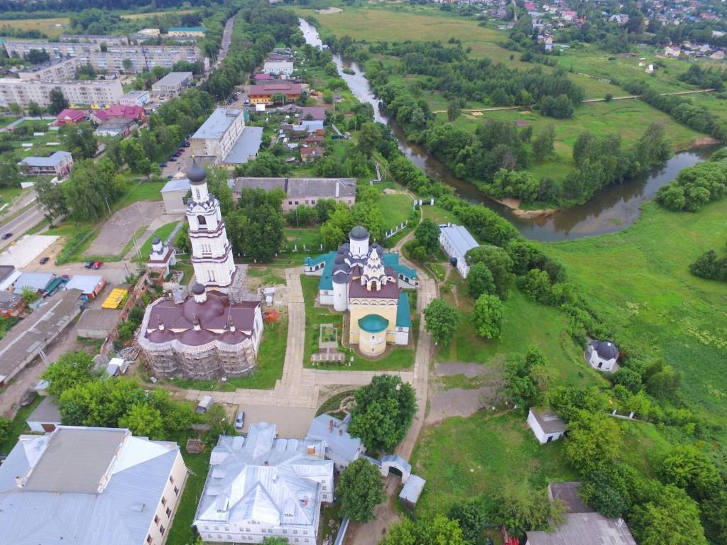 Благовещенский монастырь в Киржаче Владимирской области 03