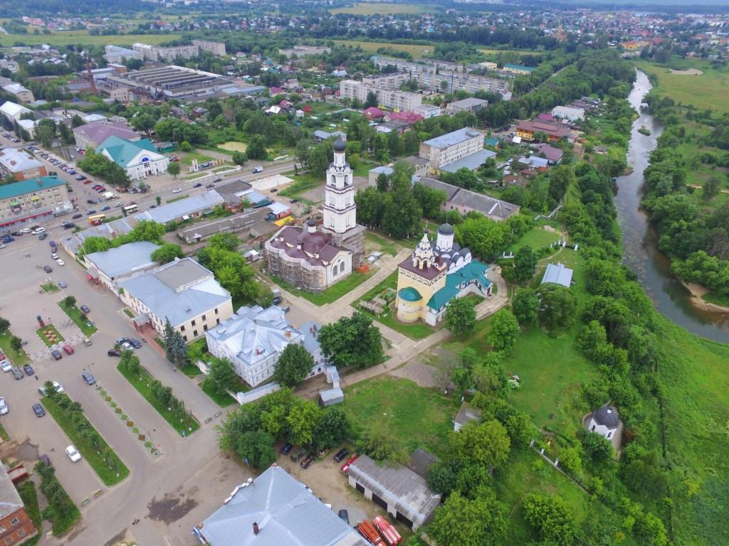 Благовещенский монастырь в Киржаче Владимирской области 04