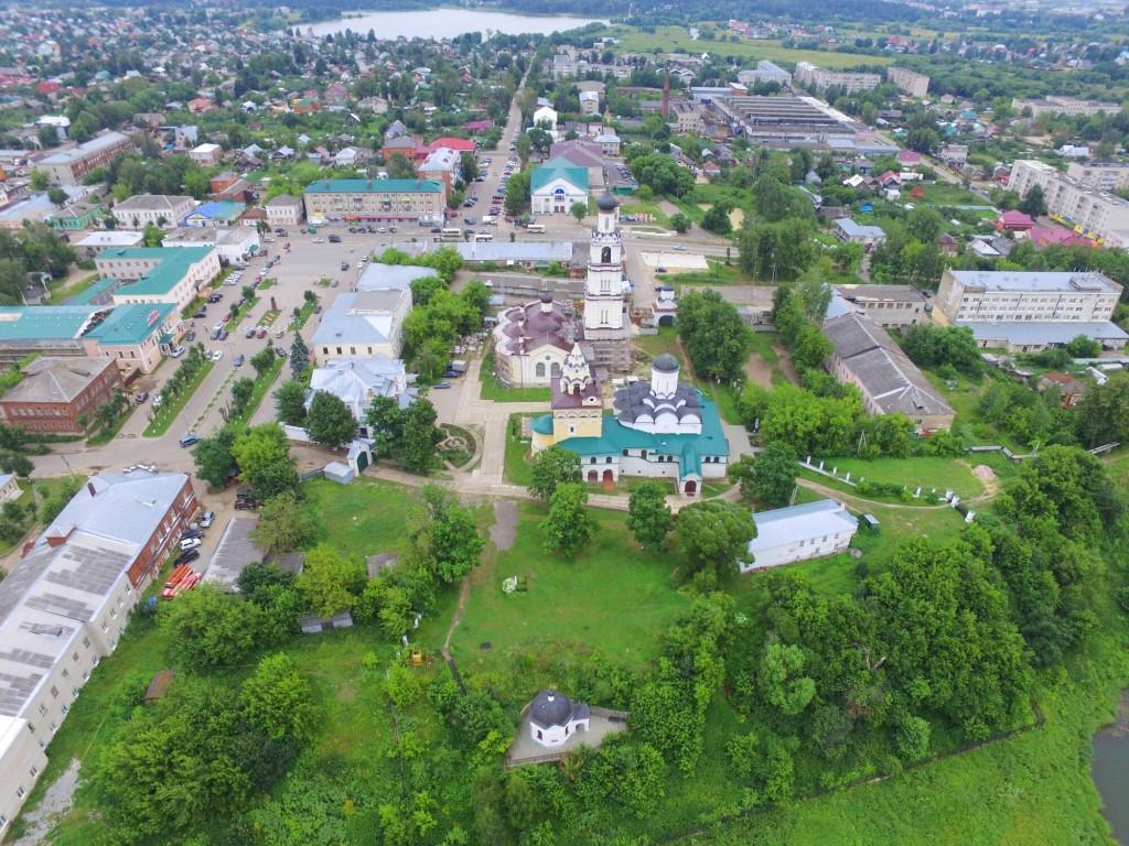 Благовещенский монастырь в Киржаче Владимирской области 05