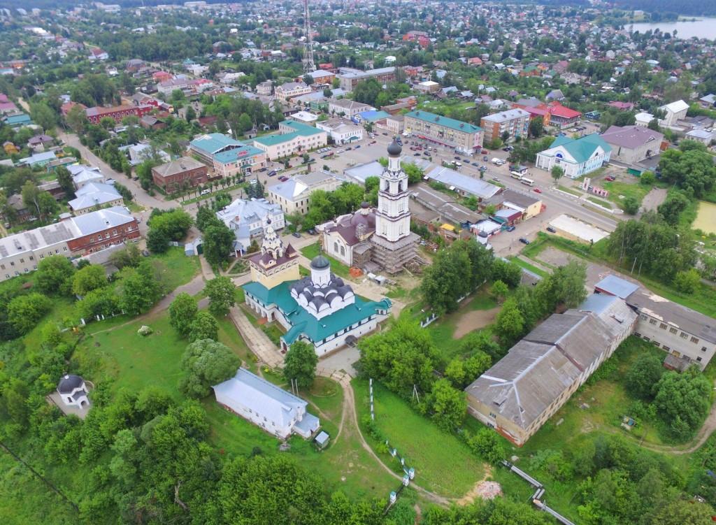 Благовещенский монастырь в Киржаче Владимирской области 06