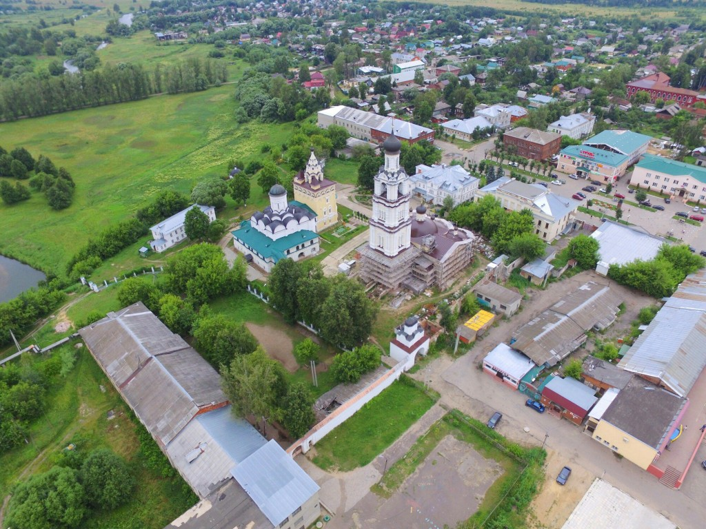 Благовещенский монастырь в Киржаче Владимирской области 08