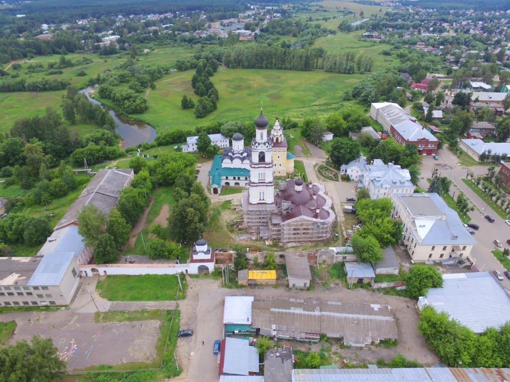 Благовещенский монастырь в Киржаче Владимирской области 09