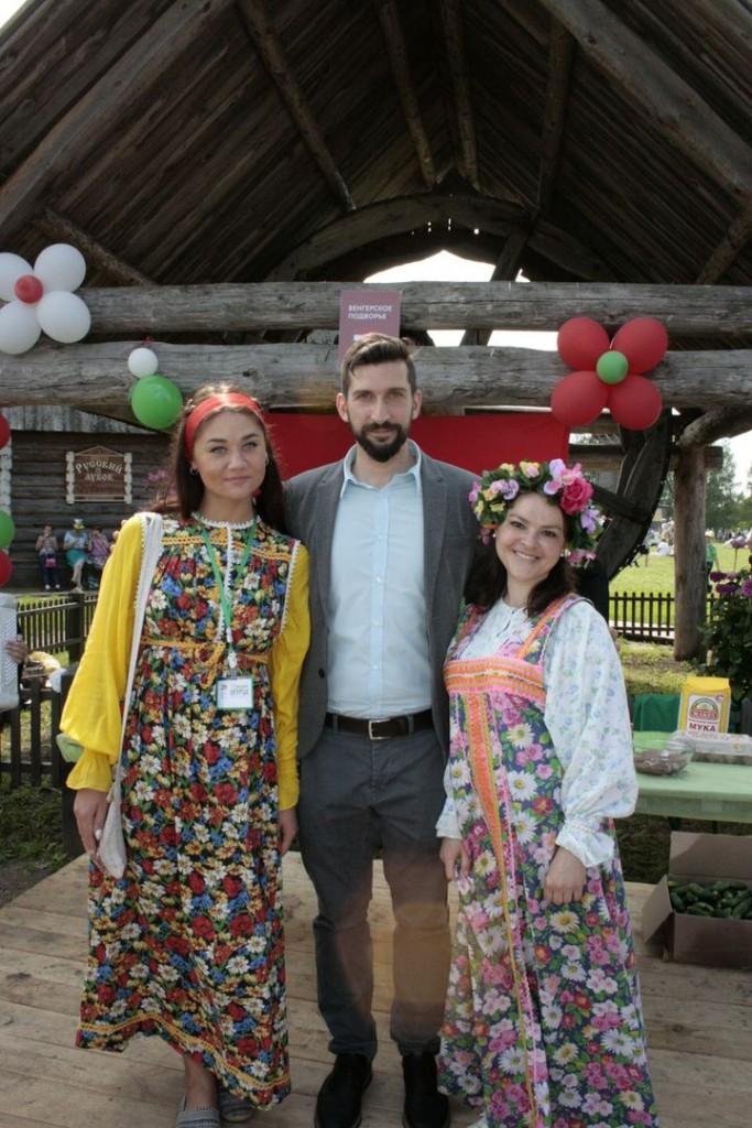 Веселый Праздник огурца-2017 в Суздале 03
