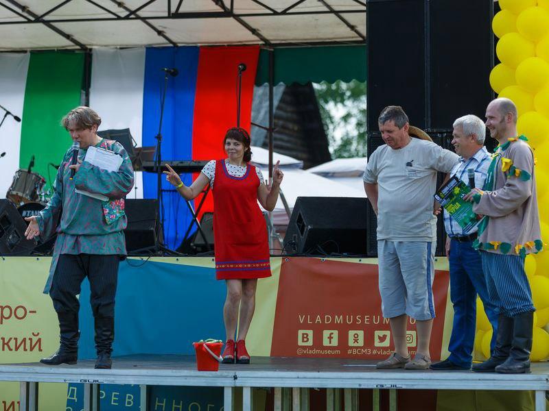 Веселый Праздник огурца-2017 в Суздале 20