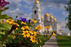 Владимир: весна-лето
