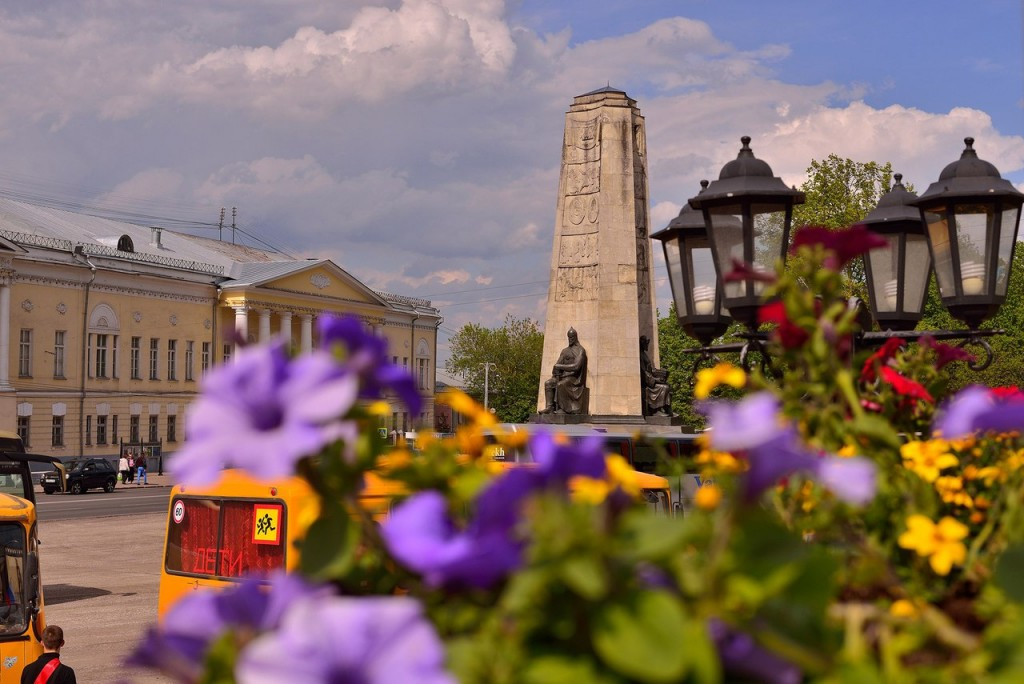 Владимир весна-лето 02